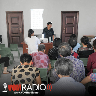 Decades Serving China's Church