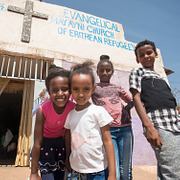 "ERITREA: ""I See God's Grace Upon Me"""