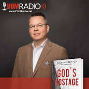 ANDREW BRUNSON: God's Hostage
